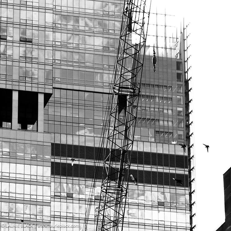 Cityscape construction