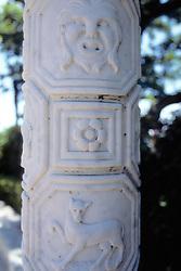 Column, Hearst Castle