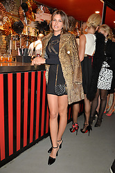 DASHA ZHUKOVA at 'The World's First Fabulous Fund Fair' in aid of the Naked Heart Foundation hosted by Natalia Vodianova and Karlie Kloss at The Roundhouse, Chalk Farm Road, London on 24th February 2015.