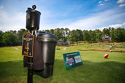 General signage at the The Landings, Lake Oconee, on Monday, April 29, 2019, in Greensboro, GA. (Todd Kirkland4 via Abell Images for Chick-fil-A Peach Bowl Challenge)