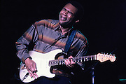 Robert Cray performs at the Blues Awards, Memphis, Tennessee.