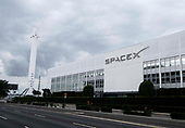 SpaceX's headquarters