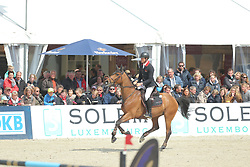 Goodin, Bruce, Cayenne<br /> Hagen - Horses and Dreams 2015<br /> Grosser Preis der DKB - DKB-Riders Tour<br /> © www.sportfots-lafrentz.de/Stefan Lafrentz