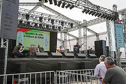 Esteio, 26.08.2019 - Jean Godoy durante apresentação na 42a Expointer, realizada no Parque de Exposições Assis Brasil, Rio Grande do Sul.<br /> Foto Gustavo Granata/Agência Preview