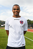 Thomas Fontaine of Clermont during the friendly match between Montpellier Herault and Clermont foot on July 19, 2017 in Millau, France. (Photo by Philippe Le Brech/Icon Sport)
