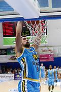 DESCRIZIONE : Capo dOrlando Lega A 2015-16 Betaland Orlandina Basket Vanoli Cremona<br /> GIOCATORE : Fabio Mian<br /> CATEGORIA : Schiacciata Sequenza<br /> SQUADRA : Betaland Orlandina Basket<br /> EVENTO : Campionato Lega A Beko 2015-2016 <br /> GARA : Betaland Orlandina Basket Vanoli Cremona<br /> DATA : 15/11/2015<br /> SPORT : Pallacanestro <br /> AUTORE : Agenzia Ciamillo-Castoria/G.Pappalardo<br /> Galleria : Lega Basket A Beko 2015-2016<br /> Fotonotizia : Capo dOrlando Lega A Beko 2015-16 Betaland Orlandina Basket Vanoli Cremona