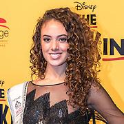 NLD/Scheveningen/20161030 - Premiere musical The Lion King, Miss Nederland 2016 Zoey Ivory