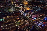 Las Vegas Boulevard, North of Flamingo Road