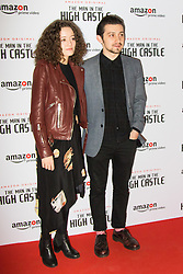 Curzon Bloomsbury, London, December 14th 2016. Celebrities attend the launch of Amazon Prime's European premiere for Season 2 of The Man In The High Castle. PICTURED: Craig Roberts, Elysia Welch