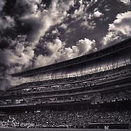 iPhone Instagram of Target Field in Minneapolis, Minnesota on July 20, 2014