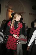 Alexia  Inge, Westfield Launch and BFC celebrate Fashion Forward. Home House, Portman Sq. London. 30 January 2007.  -DO NOT ARCHIVE-© Copyright Photograph by Dafydd Jones. 248 Clapham Rd. London SW9 0PZ. Tel 0207 820 0771. www.dafjones.com.