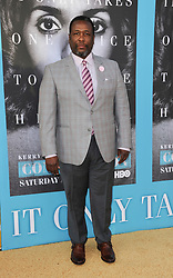 Wendell Pierce attends HBO's Confirmation premiere held at the Paramount Studios Lot. in Los Angeles, CA, USA, March 31, 2016. Photo by Apega/ABACAPRESS.COM    541179_072 Los Angeles Etats-Unis United States
