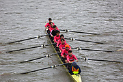 Crew: 114   Ch J15 8+   Westminster School (H Polychronopoulos)<br /> <br /> Schools' Head of the River 2019<br /> <br /> To purchase this photo, or to see pricing information for Prints and Downloads, click the blue 'Add to Cart' button at the top-right of the page.