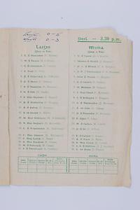 Interprovincial Railway Cup Football Cup Final,  17.03.1952, 03.17.1952, 17th March 1952, referee S P O Ceallacain, Leinster 0-05, Munster 0-03, Leinster Football Team, T Malone, M O'Brien, T Conlon, S Tuft, G O'Reilley, P Dunne, S Brennan, D Taaffe, S Rogers, P Meegan, D Freeney, S White, M McDonnell, H Reynolds, K Heffernan, K McConnell, C Hand, P Dixon, M Casey, S Crowley, Munster Football Team, D O'Keeffe, J Murphy, P A Murphy, P B Brosnan, S Murphy, S Cronin, M Palmer, C McGrath, C Duggan, J Brosnan, E Young, P Brennan, T Ashe, M Cahill, P O'Dea, T Keane, A Ryan, E Cotter, J J Sheehan, J Power,.Interprovincial Railway Cup Hurling Cup Final,  17.03.1952, 03.17.1952, 17th March 1952, referee Sean O Faolain, Connacht 4-02, Munster 5-11,