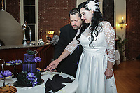 The Wedding Day of Nick and Jaime Linowski was held at The Abbey Grill in Fall River, MA on Saturday October 14, 2017 .  Their love of family, friends and each other is evident in every photo.