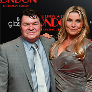 Jamie Foreman Arrivers at Once Upon a Time in London - London premiere of the rise and fall of a nationwide criminal empire that paved the way for notorious London gangsters the Kray Twins and the Richardsons at The Troxy 490 Commercial Road, on 15 April 2019, London, UK.