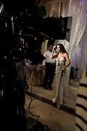 Inspelning av Bollywood-filmen Dulha Mil Gaya - Found a Groom. .Skåderspelerskan på bilden är Ishita Sharma...COPYRIGHT 2008 CHRISTINA SJÖGREN.ALL RIGHTS RESERVED...