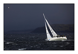 Brewin Dolphin Scottish Series 2011, Tarbert Loch Fyne - Yachting - Day 3 of the 4 day series. Windier!..GBR4607 ,Leaky Roof II ,Harper/Robertson ,CCC/Cove SC..