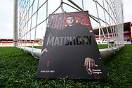 AFC Bournemouth matchday programme featuring David Brooks (20) of AFC Bournemouth on the front cover before the Premier League match between Bournemouth and Arsenal at the Vitality Stadium, Bournemouth, England on 25 November 2018.