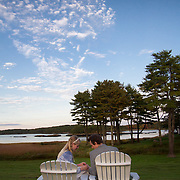 Maine Elopement Photography in Phippsburg