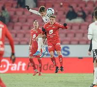 Fotball , 8. november 2019 , Eliteserien , Brann - Odd<br /> Ruben Yttergård Jenssen , Brann <br /> Torgeir Børven , Odd