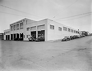 Ackroyd 00013-84  American Steel Warehouse Co. July 8, 1947 Northeast corner of NE 9th & Flanders. 425 NE 9th. Building is still there.
