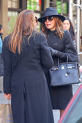 Jill Zarin attended the funeral for her late husband, Bobby Zarin today. She was joined by other members of the Bravo, Real Housewives Family, Daniele Staub, Sonja Morgan and Bethenny Frankel. Mr. Zaron died of cancer. 15 Jan 2018 Pictured: Jill Zarin. Photo credit: ZapatA/MEGA TheMegaAgency.com +1 888 505 6342