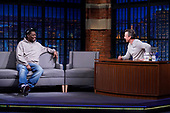 """May 03, 2021 - NY: NBC's """"Late Night With Seth Meyers"""" - Episode 1139A"""