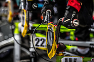 #116 (ARCE Norma Jahel) BOL at the 2016 UCI BMX World Championships in Medellin, Colombia.