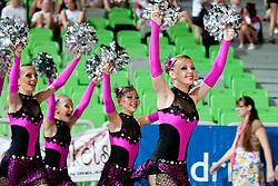 Tory, Russia at European Cheerleading Championship 2011, on July 2, 2011, in SRC Stozice, Ljubljana, Slovenia (Photo by Matic Klansek Velej / Sportida)