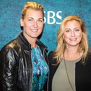 NLD/Amsterdam/20161010 - Premiere Prooi, Barbara de Loor en Fabienne de Vries