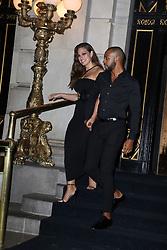 Harpers Bazaar magazine hosts a party at the Plaza Hotel in New York<br /><br />9 September 2017.<br /><br />Please byline: Vantagenews.com