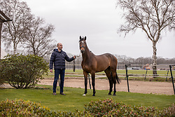 Must Be Gentle, Knijnenburg Pascal<br /> Stal Knijnenburg - Deurne 2021<br /> © Hippo Foto - Dirk Caremans<br /> 21/03/2021