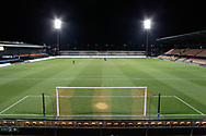 General stadium view inside The Hive before The FA Cup fourth round match between Barnet and Brentford at The Hive Stadium, London, England on 28 January 2019.