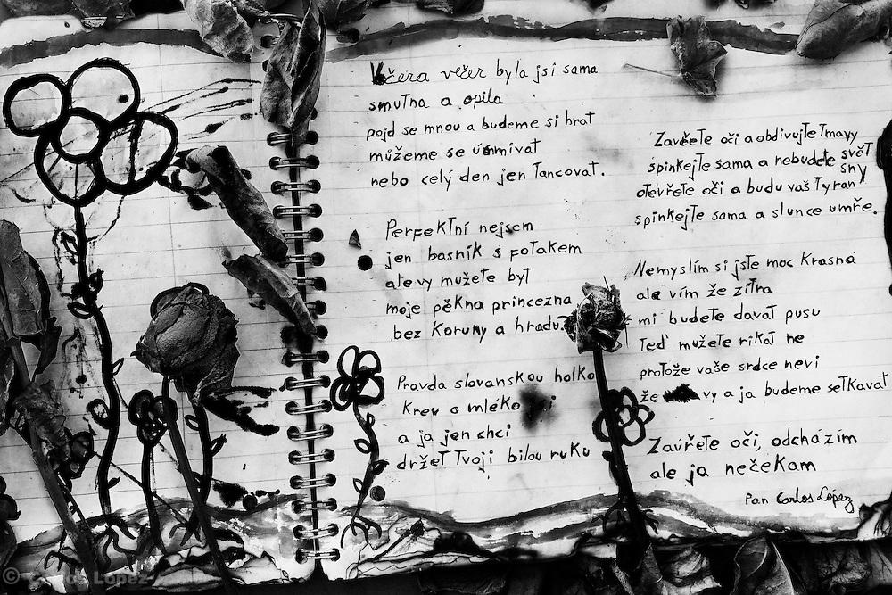 Picture for the project The solitude of delirium Photograph from the series: The Solitude of delirium.<br /> By Carlos López.<br /> Fotografía de la serie: La soledad del deliro.
