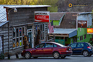Tiny town of Imnaha, Oregon, USA