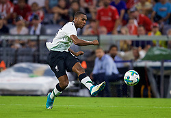 MUNICH, GERMANY - Tuesday, August 1, 2017: Liverpool's Daniel Sturridge during the Audi Cup 2017 match between FC Bayern Munich and Liverpool FC at the Allianz Arena. (Pic by David Rawcliffe/Propaganda)