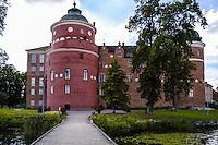 Sweden, Mariefred. Gripsholm Castle, Mariefred.