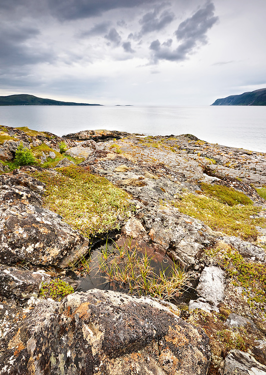 Norway - View of Sondre Bergfjord