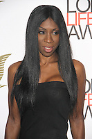 Heather Small, London Lifestyle Awards 2014, The Troxy, London UK, 08 October 2014, Photo By Brett D. Cove