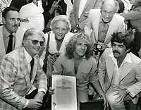 1979 Peter Frampton's Walk of Fame ceremony