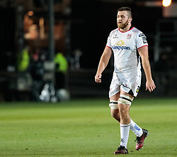 Ulster Rugby's Alan O'Connor<br /> <br /> Photographer Simon King/Replay Images<br /> <br /> Guinness Pro14 Round 10 - Dragons v Ulster - Friday 1st December 2017 - Rodney Parade - Newport<br /> <br /> World Copyright © 2017 Replay Images. All rights reserved. info@replayimages.co.uk - www.replayimages.co.uk