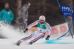 18.02.2011, Kandahar, Garmisch Partenkirchen, GER, FIS Alpin Ski WM 2011, GAP, Herren, Riesenslalom, im Bild Gauthier De Tessieres (FRA) // Gauthier De Tessieres (FRA) during men's Giant Slalom Fis Alpine Ski World Championships in Garmisch Partenkirchen, Germany on 18/2/2011. EXPA Pictures © 2011, PhotoCredit: EXPA/ J. Groder