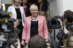 © Licensed to London News Pictures. 11/07/2016. London, UK. Labour MP Angela Eagle launches her leadership challenge after Party Leader Jeremy Corbyn vows to face any challenge.  Photo credit: Peter Macdiarmid/LNP