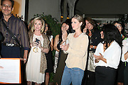 Phillip Christoff, Kathy Hilton, Joey Soto, Lisa Lee, Sherrie Hendizadeh, Nicky Hilton, Theresa Durham, Olinda, and guest