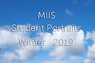 2019 MIIS Student Portraits