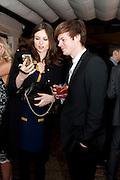 Sophie Ellis-Bextor; Richard Jones, InStyle Best Of British Talent , Shoreditch House, Ebor Street, London, E1 6AW, 26 January 2011
