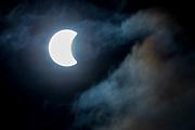 Solar Eclipse 2015. 20th. Taken in Akureyri, Iceland.