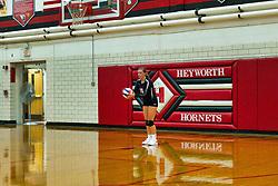 03 September 2019:    Maroa-Forsyth Trojans v Heyworth Hornets at Heyworth Illinois