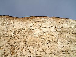 UK ENGLAND EAST SUSSEX BIRLING GAP 30SEP10 - White chalk cliffs at Birling Gap near Beachy Head, southern England. ..jre/Photo by Jiri Rezac..© Jiri Rezac 2010